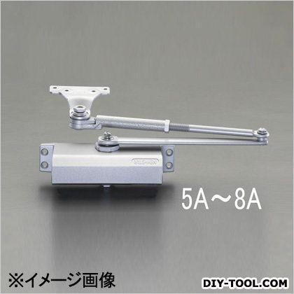 以下ドアクローザー(パラレル型)シルバー 65kg (EA951LD-7A)