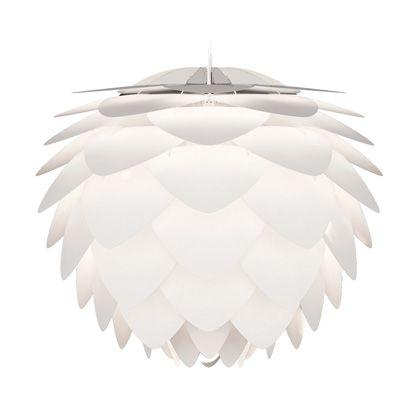 VITA インテリア輸入照明 Silvia (1灯) ホワイトコード (02007-WH)