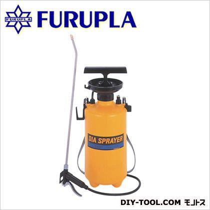 フルプラ ダイヤスプレー プレッシャー式噴霧器 コンクリート型枠 剥離剤用・除草剤用 5L用 (No.5501)