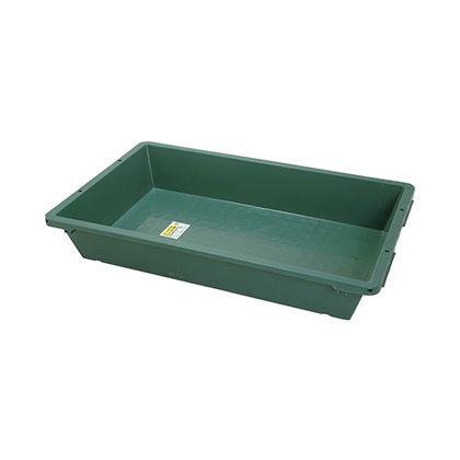 緑長 プラスチック製トロ舟 140ガタ