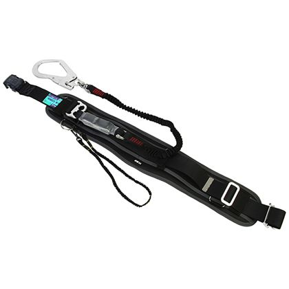 ツヨロン 安全帯NV93 SP&CD付 (SAFOTNV93SVBKL)