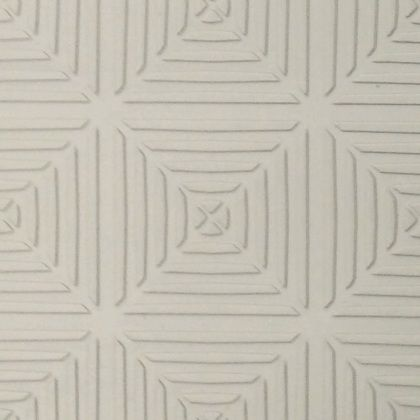 フクビ化学工業 浴室・水廻り用 床シート あんから ライトグレー 1800×1200×4mm (AK12LGH) 1巻