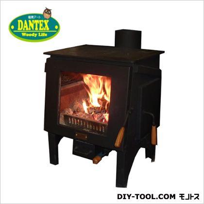 スノーカモシカ 鋼板製ストーブ和暖WD560SS ブラック W560XD580XH660 F1012