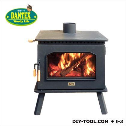 スノーカモシカ 鋼板製ストーブ和暖WD660SS ブラック W660XD560XH760 F1013