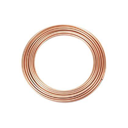 フローバル コイル銅管 外径(mm):12.7 (コイル銅管-12.7X1X20M)