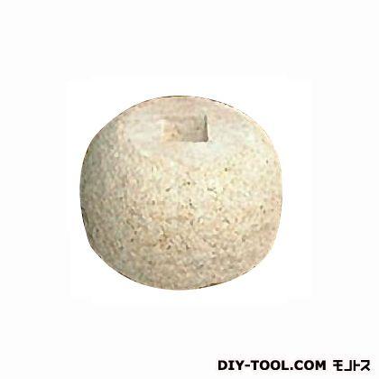 フチオカ 御影石柱受け 錆石6寸 錆 上180×下300×高150 (F-M6-SB)