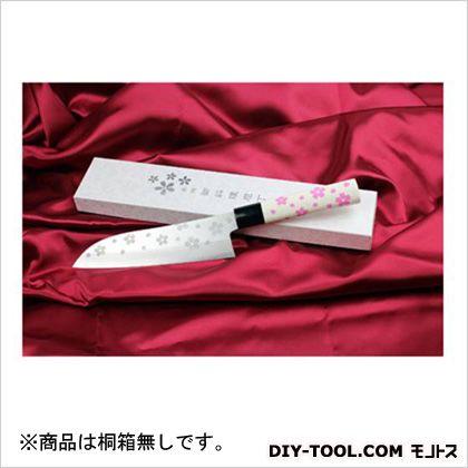 さくら包丁 三徳包丁 桐箱無し 150mm (SVS-150) 調理用