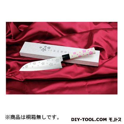 さくら包丁 三徳包丁 桐箱無し 180mm (SVS-180) 調理用