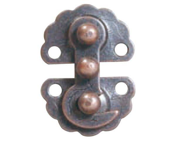 飾座付留金具 小 H×W:33×23mm (6353-A) 50個
