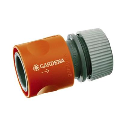 ♦ 處理結束 ♦ 花園軟管連接器配件 & 為先進 13? 15 毫米 (915-50) 花園軟管管接頭