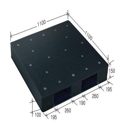 岐阜プラスチック工業 リスパレット JCタイプ グレー JC-D2-1111C