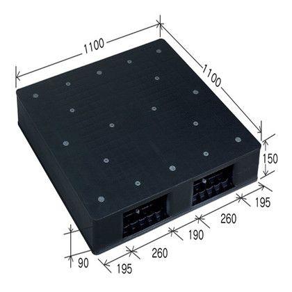 岐阜プラスチック工業 リスパレット JCタイプ グレー JC-R2-1111C