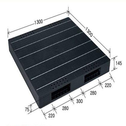 【高額売筋】 JCK-R2-130130:DIY SHOP 岐阜プラスチック工業 ONLINE JCKタイプ  リスパレット FACTORY ブラック-DIY・工具