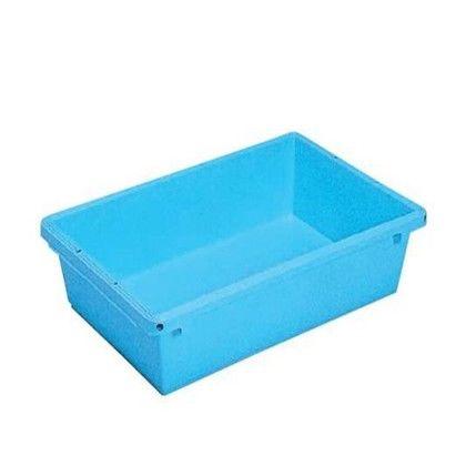 岐阜プラスチック工業 トロ箱 ブルー NO80