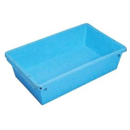 岐阜プラスチック工業 トロ箱 ブルー NO140