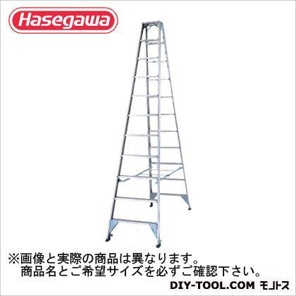 長谷川工業 専用脚立 長尺強力型 (10490) 天板高さ4.04m (FAM-420)