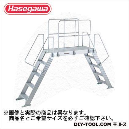 贈り物 (DG-1015):DIY ONLINE SHOP FACTORY 長谷川工業 渡り通路 オーバーブリッジ (10862)-DIY・工具