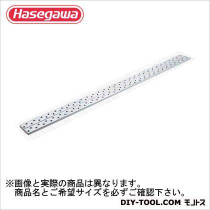 長谷川工業 足場板 アルステージ片面使用タイプ(11187)2点支持 全長5.00m (AS-25)