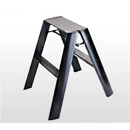 メタフィス ルカーノ2-step踏台(踏み台) ブラック ML2.0-2(BK)