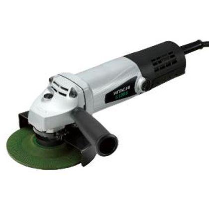 HiKOKI(日立工機) 電気ディスクグラインダ L×W×H(mm):330×145×120 G13S5 200V