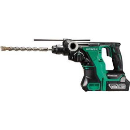 数量は多 ※本体のみ/バッテリー・充電器別売 コードレスロータリハンマドリル アグレッシブグリーン FACTORY ONLINE (NN):DIY DH18DBL HiKOKI(日立工機) SHOP-DIY・工具
