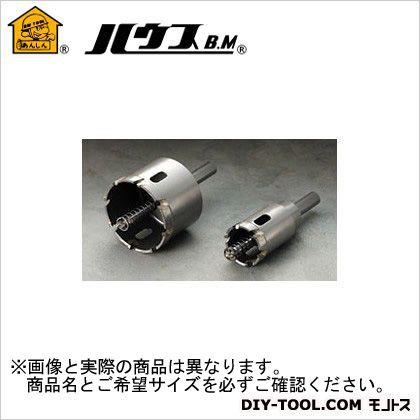 ハウスビーエム トリプル超硬ロングホルソー 回転用 65mm (SHP-65)