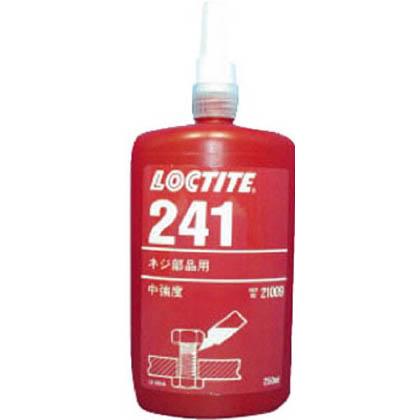 ヘンケル ロックタイト ねじゆるみ止め用嫌気性接着剤 250ml (241) 特殊接着剤 接着剤
