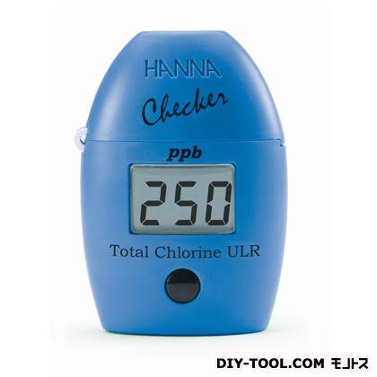 ハンナ CheckerHC(残留塩素(全塩素)ULR) HI 761 1個