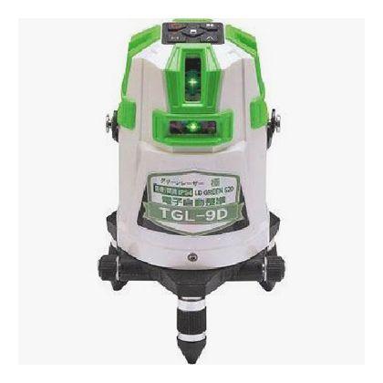 ハンウェイテック HUT グリーンレーザー極(予備電池付) 白/緑 径φ102mm×高さ205mm(突出部を除く) TGL-9D
