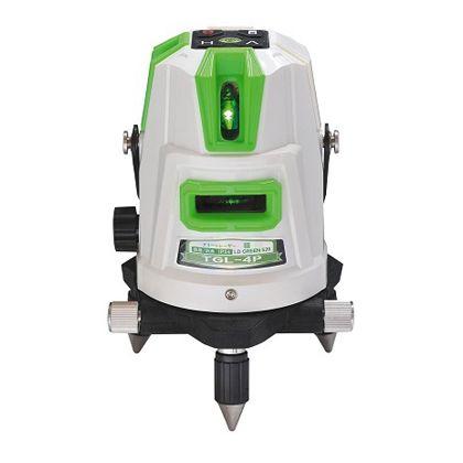 ハンウェイテック HUT グリーンレーザー 極きわめ 白/緑 径φ94mm×高さ185mm(突出部を除く) TGL-4P