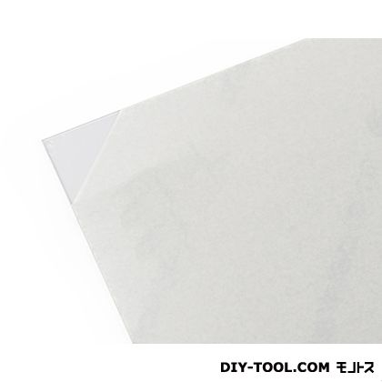 光 塩ビ板 透明つや消し 2×1800×910 EB1892-13  0