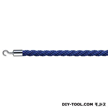 光 パーテーション用ロープフックタイプ ブルー (PRF26-4 )