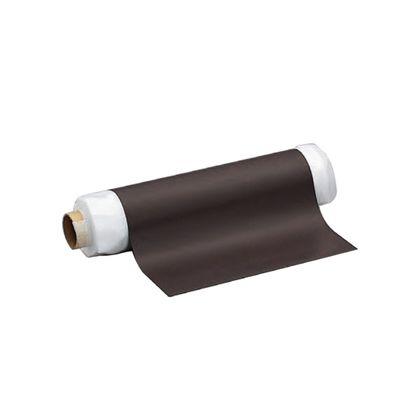 光 ゴムマグネット 茶 0.8mm×500mm×10m巻 (GM08-5002N)