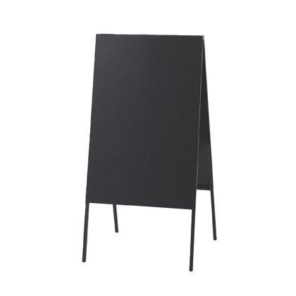 光 スチールスタンド 黒 H×W×D:1205×600×530mm (TMSD121-1)