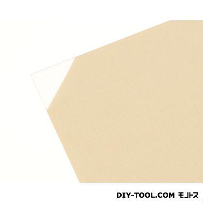 光 アクリル板 透明 2×1830×915mm A000-2BL   0