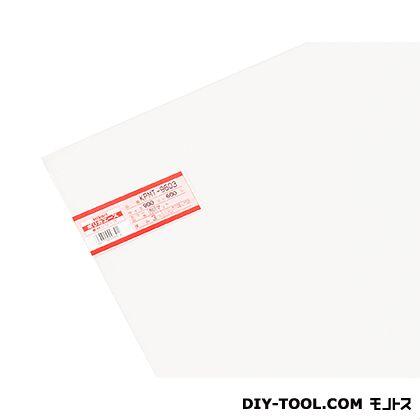光 ポリカ透明マット 900×600×3mm (KPMT-9603 )