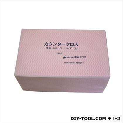 橋本クロス カウンタークロス 350×300 (1UP ピンク) 1200枚