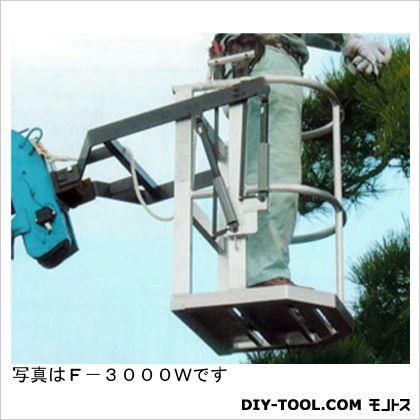 HONKO クレーン用ゴンドラ ワイド深型タイプ シルバー (F3000WH)