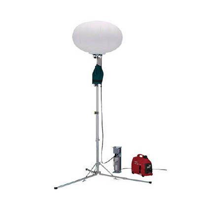HONDA バルーン投光機 メタルハライド400W三脚式 (60Hz)  11720