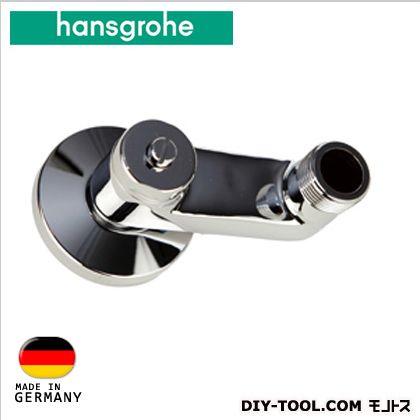 ハンスグローエ 共通部品 止水栓付偏心脚 フランジ φ64.5mm 13958004 2 個