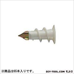国内即発送 お得クーポン発行中 HIT 万能ボードアンカー先鉄三ぶ六くん 25mm 65本 BA3456VPB