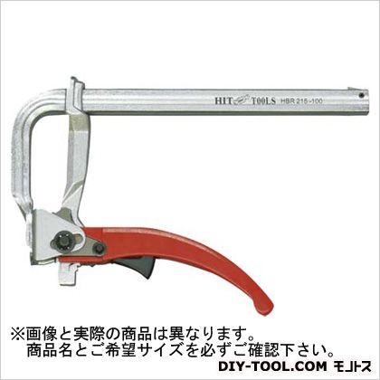 ヒット L型クランプ ラチェット型  HBR250-120 丁
