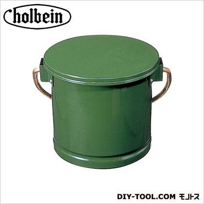 ホルベイン画材 筆洗器 No.20 緑 アトリエ型 緑