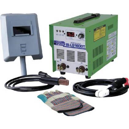 育良精機 直流インバーターアーク溶接機 ライトアークセット  ISLS160DT 1 台