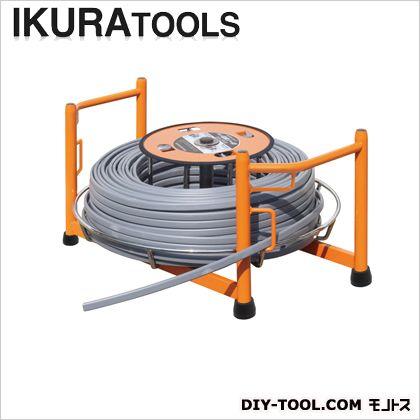 育良精機 育良電線リールISK-CR430(10131) 500 x 580 x 300 mm ISK-CR430