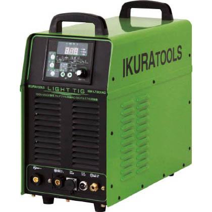 育良精機 育良ライトティグLT201AD(40052) 320 x 610 x 730 mm ISK-LT201AD 溶接機 100V