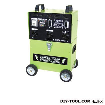 育良精機 バッテリー溶接機 幅×奥行×高さ:340×240×530mm IS-160CBA 溶接機 100V