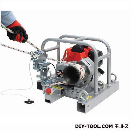 『3年保証』 ONLINE エンジンウインチ FACTORY EW-S300:DIY 育良精機 SHOP-DIY・工具