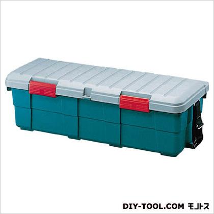 IRIS カー収納カートランク1300×450×390ダークグリーン CK-130