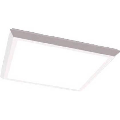 IRIS 直付型LEDベース照明スクエア7000lm昼白色 IRLDBL-70CL-N-SQ53